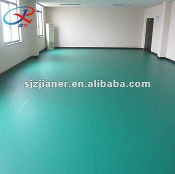 Construction Materials PVC Foamed Flooring For Lobby/office/hospital