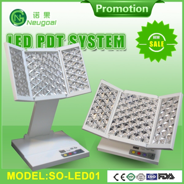 cost effective led light alleviate oily acne with ce