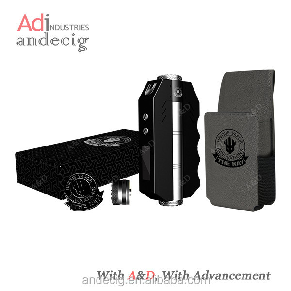 A&d Supplier Unique Dual Use Modthe Ray E Cig Mod 80w Box Mod The ...