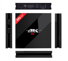 Amlogic S912 Octa Core H96 Pro Android 6.0 3GRAM 32GROM IPTV Receive Kodi TV Box