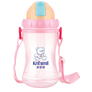 Baby straw drinking and training cup