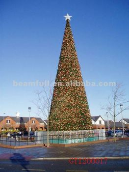 2013 large outdoor artificial christmas tree decor 4 50m - Outdoor Artificial Christmas Tree