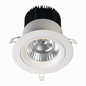 ce and rohs cob led wall washer downlight 8w housing dimmable cob led downlight manufacturer
