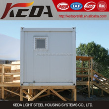 Durable Design House Container Homes Steel Frame Kit Home