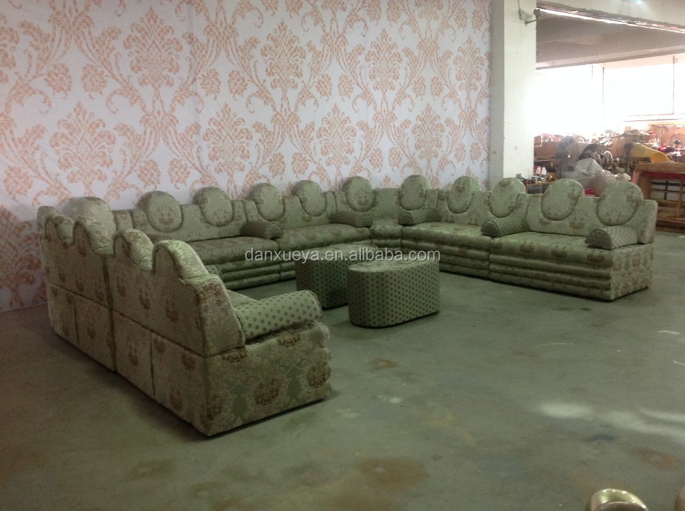 Classic fabric slat sectional moroccan sofa for sale buy for Traditional couches for sale
