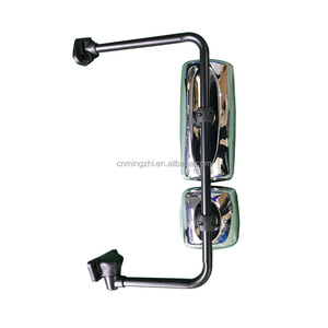 American Heavy Truck Body Parts Chrome Side Mirror for Freightliner M2 ,Partes de Camiones for Freightliner