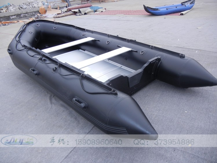 Inflatable Boats: Hard Bottom Inflatable Boats