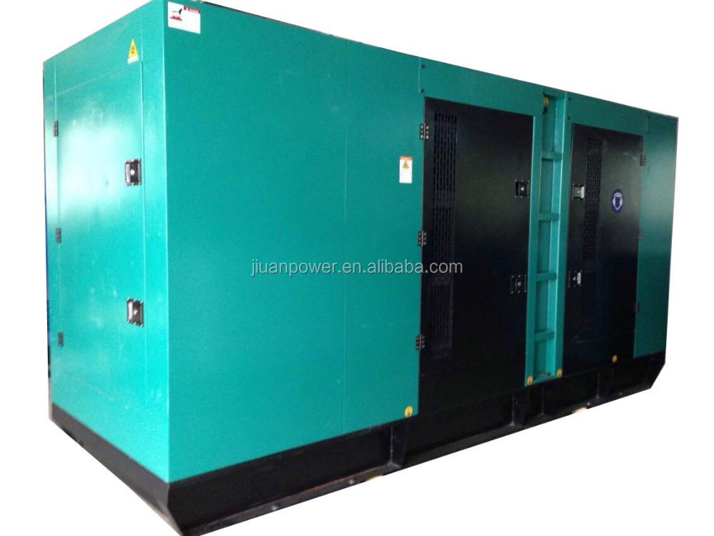 El ctrico generador diesel grupo electr geno para el - Grupos electrogenos precios ...