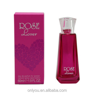 LOVELY BEAUTY ROSE PERFUME FOR WOMEN OLUC0048