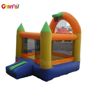 Home Use Bouncer/Nylon Inflatable Bounce House for Kids