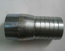 Hot Dipped Galvanized Carbon Steel Swage Nipple 3000LB MSS SP-95