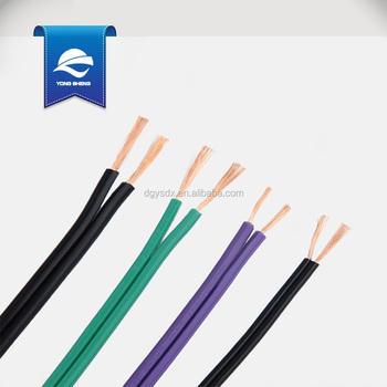 Ul 2468 32 Awg-16 Awg Flat Ribbon Cable For Electrical Equipment ...