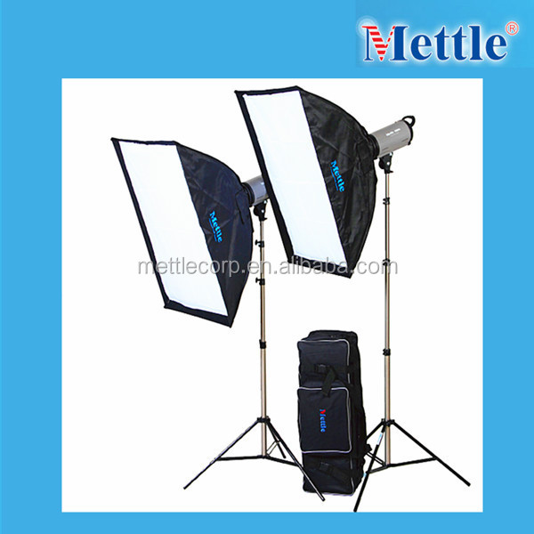 photo camera studio flashing lighting kit -M2606
