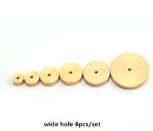 Кожа ремесло ручного инструмента край расстояние компасы кожаный край инструмент настройки 6 шт./компл.(Китай)
