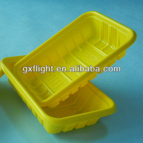EVOH Plastic Ready Meal Tray