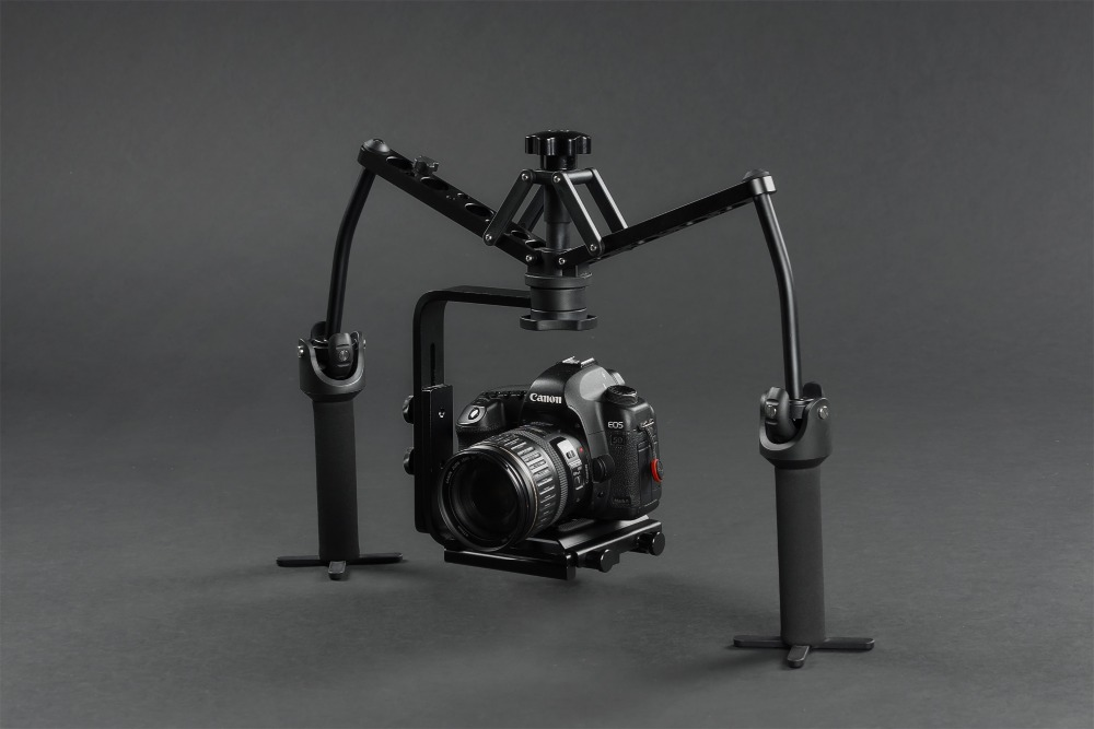 China Supplier High Quality Camera Rig Best Stability Dslr Double ...