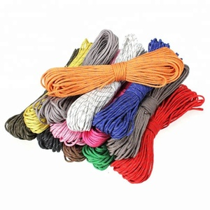 Supply pp/pe/polyester/nylon rope/cord/string manufacturer