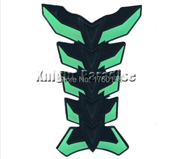 Motorcycle stickers decals oil tank gas protector for Kawasaki Ninja 250r 300r ZX6R / ZX636R / ZX6RR ZX1400 / ZX14R / ZZR1400