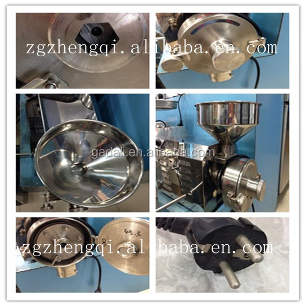 Factory promotions corn mill grinder, electric corn grinder, electric corn grinder machine