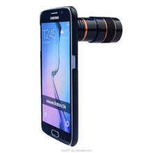 Universal Clip Camera Mobile Phone 8x Optical Zoom Lens Telescope for iPhone, HTC, Samsung, smart phone, Android,Tablet PC