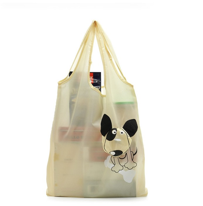 New production fashion animal shaped waterproof durable handbag shopping bag