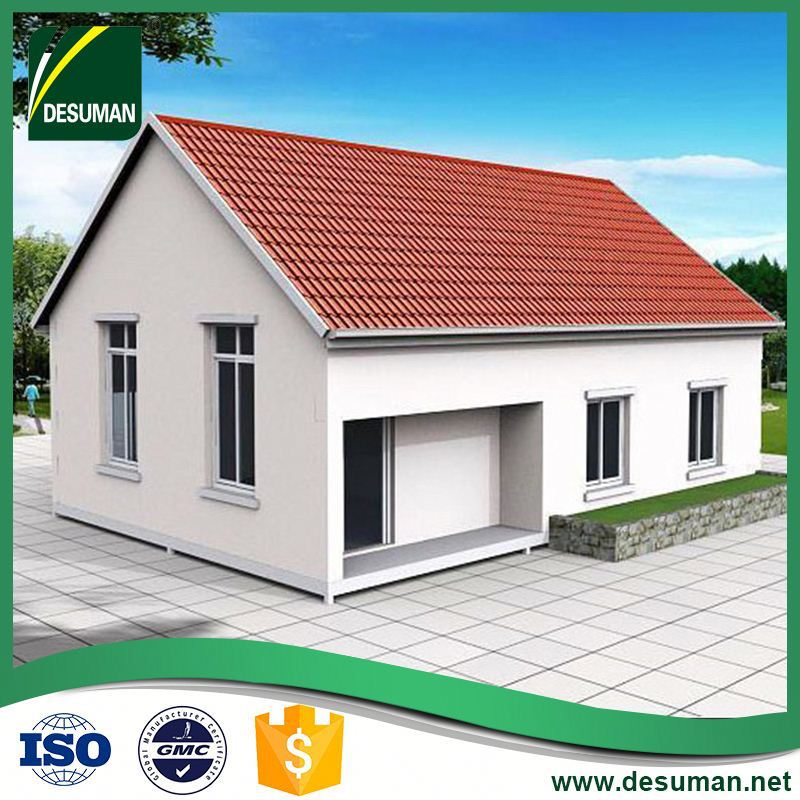 DESUMAN new issue OEM fast installation light weight and cheap prefabricated portacabin villas