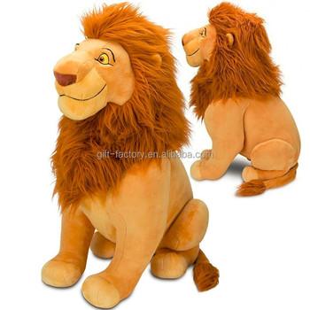 Custom Plush Mufasa Soft Lion Toys stuffed Lion - Buy Lion Plush ... 3ec7dcf2c048