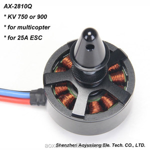 AX-2810Q 700KV Outrunner Brushless Motor for Multi-rotor Aircraft quad