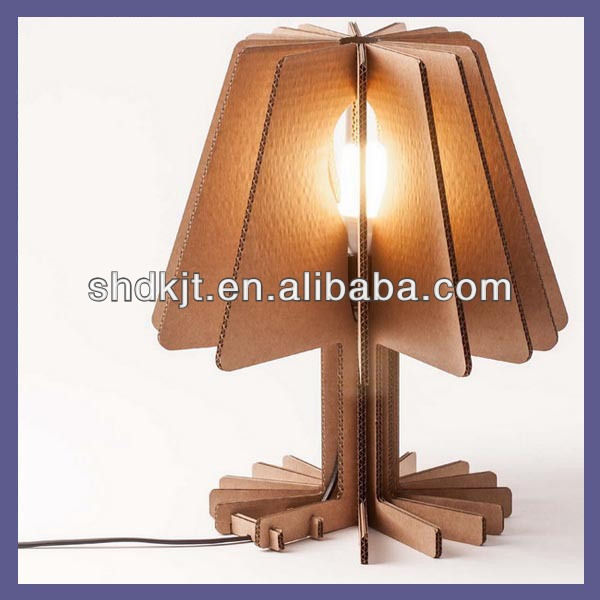 CREATIVE FOLDING PAPER LAMP DESK LIGHT FOR DKZM140124