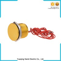 LED illuminated Push button Switch Wired Harness