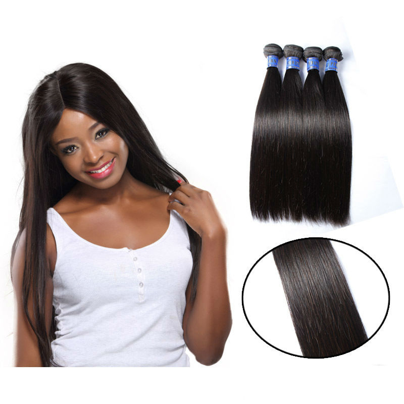 Free Shipping 16 Inch Lace Closure 18 20 22 Inch Weft Wholesale Peruvian Hair Weaving