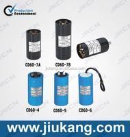 AC / Motor Application 30uf capacitor motor starter CD60a