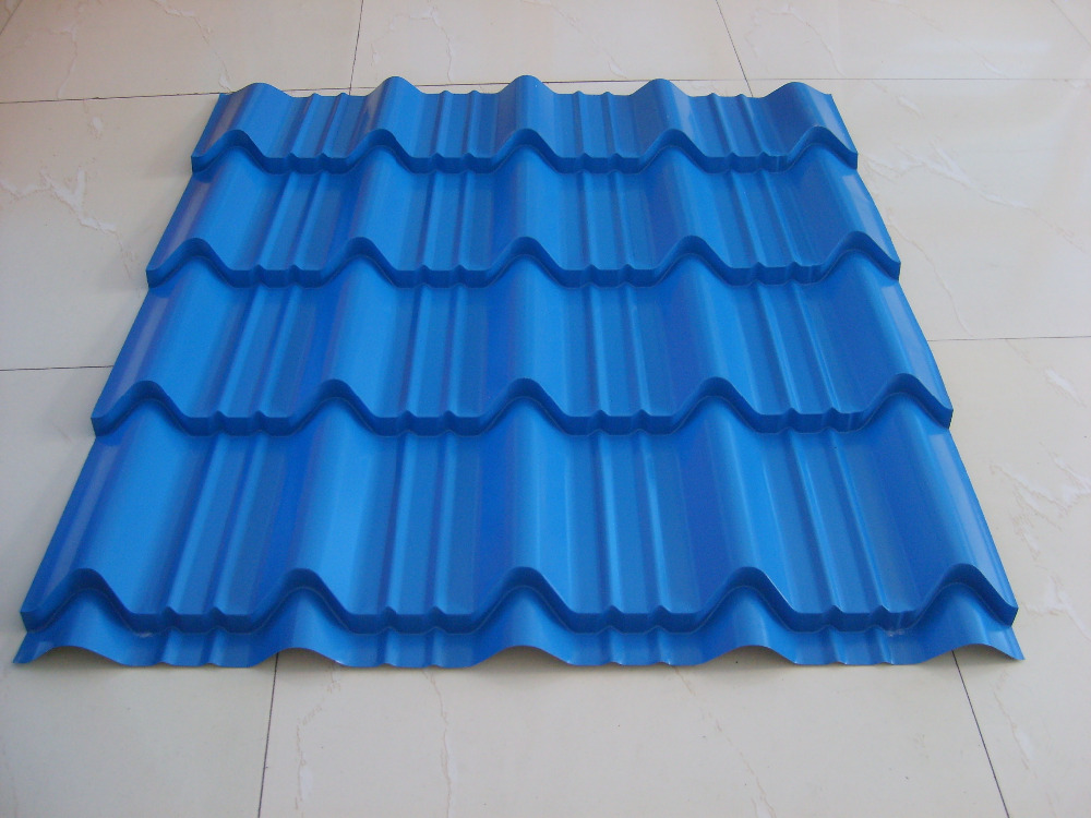 Manufacturer Preferential Supply High Quality Housetop Roofing Stone Coated  Roof Sheet/corrugated Sheet