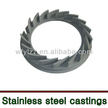 Stainless Steel Used For Turbojet Engine Parts Parts Of Gas Turbine Engine  - Buy Stainless Steel Diffuser Manufacture Factory Supplies,Turbojet Engine