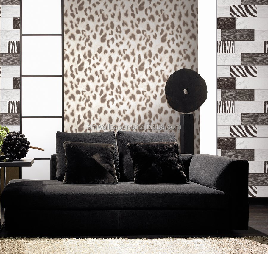 3d Wallpapers Stone Design Beautiful Wallpaper PVC/ Arabic Wall Stickers  For Living Room Part 37