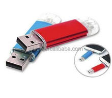 welcome customized logo otg usb flash drives bulk cheap memory usb flash drive 1gb 2gb 4gb 8gb 16gb 32gb 64gb