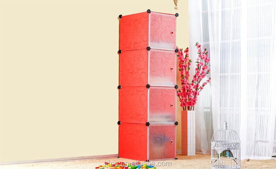 Diy cubic storage bookcase cabinet modern cheap bookcase for Cheap book storage