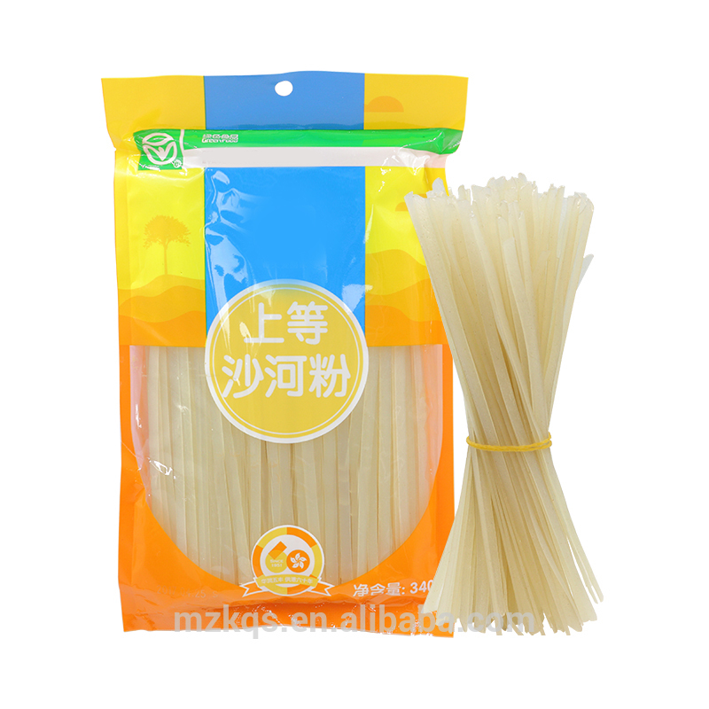 Chinese Jiangxi manufacturers FDA GAP BRC non fried famous brand instant organic vermicelli shaherice rice noodles