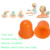 Chinese Traditional Cupping Cup , Silicone Massage Cup