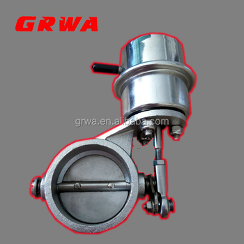 Car Vacuum exhaust control valve