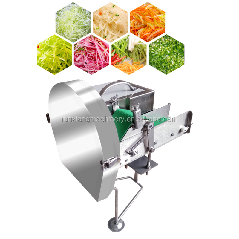 Industrial onion tomato potato electric commercial vegetable slicer dicer