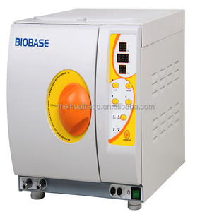 Dental Hot Sale Heating Dry Thermal Vacuum Table Top Autoclave Sterilizer BKM-24N with Factory Price