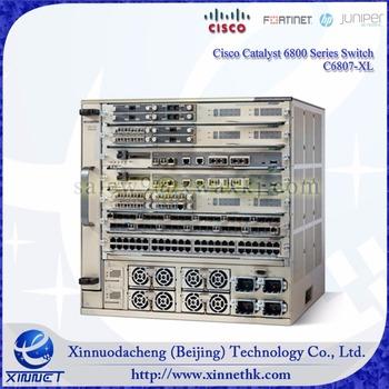 Cisco Catalyst 6807-XL Modular Switch C6807-XL