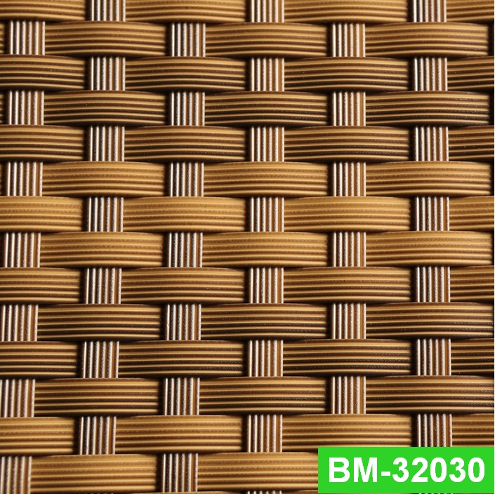 Outdoor Furniture All-weather Erosion-resisting PE Plastic Rattan Material Poly Wicker