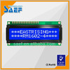 blue backlight 3.3v STN 1602 character lcd module