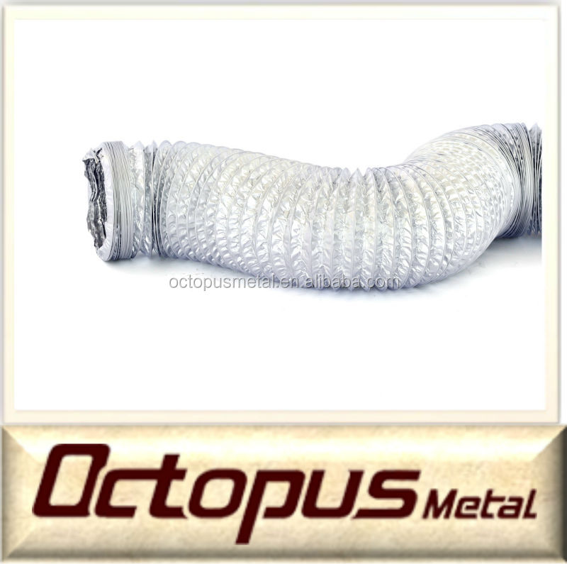 Aluminum Foiled Insulated Flexible Duct