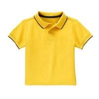 Kids T Shirt Blank Kids T-shirt 100 % Cotton Kids Polo Shirts Wholesale Mix Different Colors