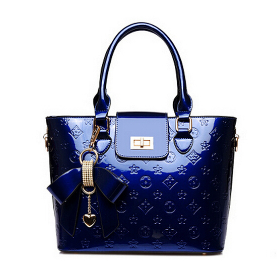 Cheap Patent Leather Tote Handbag, find Patent Leather Tote ...