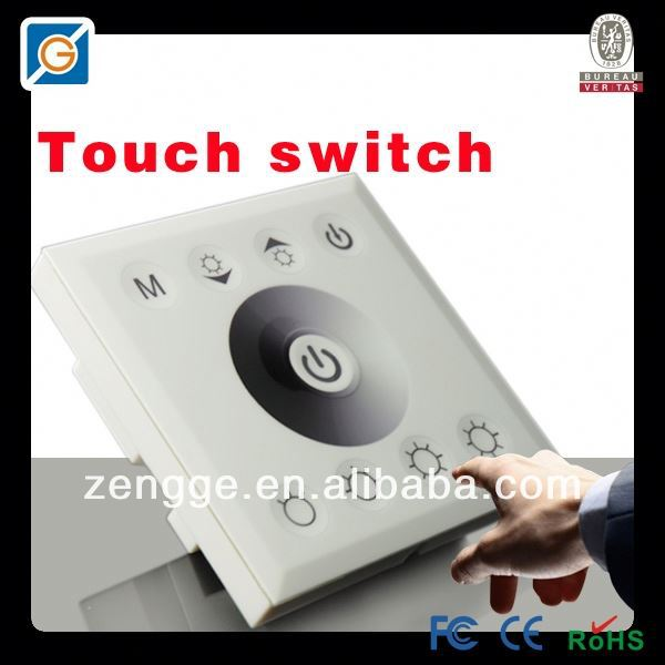 High Lumen Touch Dual Dimmer Switch For Color Changing Led