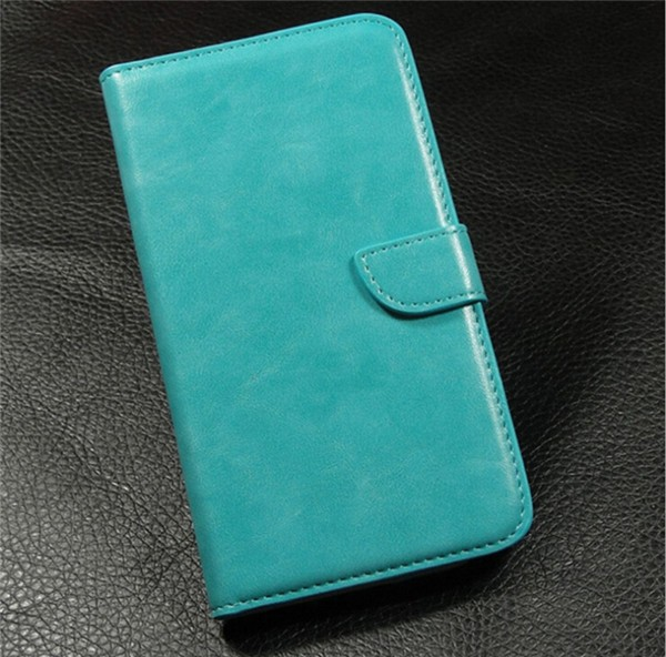wallet case 5 voor iphone flip lederen case voor de iphone 5 portemonnee